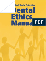 FDI Dental Ethics Manual