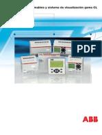 ABB Relés lógicos programables y sistema de visualización gama