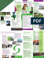 Programme Schilick Ecologie - Janvier 2014 - 1er volet