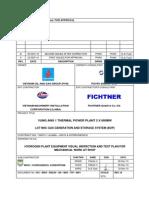 VA1 - MAH - 00QJH - QA - M4C - ITP - 0001_V Inspection Test Plan for Mechanical Work at Shop
