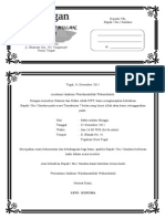 undangan tsyakuran 7 bulan