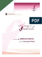 Esercizi Post Mastectomia
