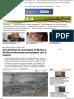 Una treintena de municipios de Huelva y Sevilla revolucionan su economía con la minería