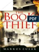 The Book Thief by Markus Zusak   Extract