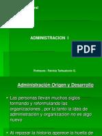Clase 0- Administracion Origen y Desarrollo[2]