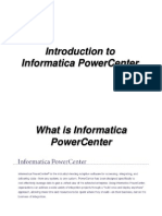 01. Intoduction to Informatica