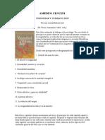 Resumen Libro Verano (Virginidad)
