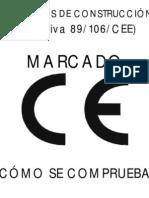 Comprobacion Marcado CE Productos Construccion
