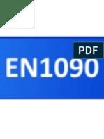 Fabricación y ejecución de la norma EN-1090 1 y 2