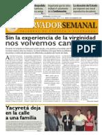 Observador Semanal del 13-02-2014