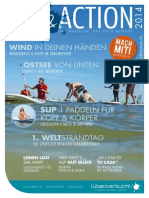 "Aktiv-Magazin ""om & action 2014"""