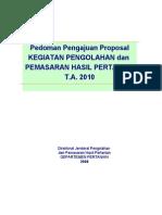 Pedo Man Proposal 2010