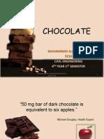 Chocolate presentation