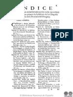 HISTORIA DE LA COMPANIA DE JESUS EN PARAGUAY - TOMO I - INDICE - PEDRO LOZANO - PORTALGUARANI.pdf