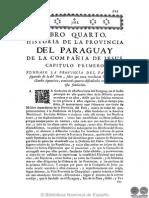 HISTORIA DE LA COMPANIA DE JESUS EN PARAGUAY - TOMO I - LIBRO 4 - PEDRO LOZANO - PORTALGUARANI.pdf