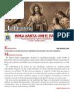 Hora santa con el Papa. El Sacramento de la Eucaristía (2)