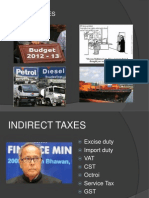 Indirect Taxes283742834