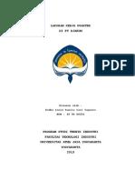 Laporan Kerja Praktek Di PT Djarum Analisis Jumlah Tenaga Kerja Wanita Optimum Di Bagian Material Preparation