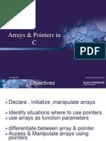 Arrays&Pointers