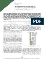3-Phase Transformer Isolated Multi-Level Inverter Using Common Arm