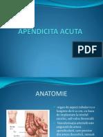 Apendicita acuta + tumori