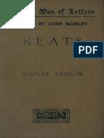 Keats - A Biography 1