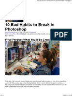 10 Bad Habits to Break in Photoshop _ Psdtuts+