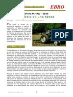 Ebro 1952-1979