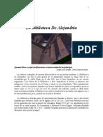 Biblioteca de Alejandría.doc