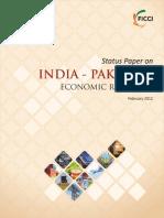 Status Paper on India Pakistan