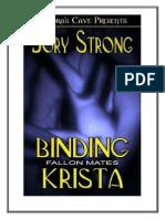 Jory Strong - Serie Fallon Mates 01 - Vinculando a Krista