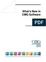 115001366 New Features in CMG 2012 Software