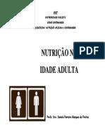 Nutrição na Idade Adulta