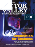 Victor Valley Economic Development 2014