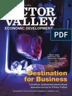 Victor Valley Economic Development 2014