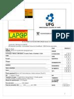 LAPOP Brasil Final Questionnaire