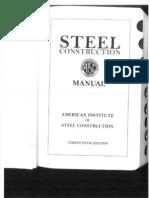 AISC Steel Manual - Snug Tight Bolts