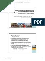 Mixed Method Perumahan Pasca Bencana an Wdp