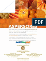 Catalogo NDJ CITSA Aspersion