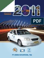 ZBRA Annual Report 2011