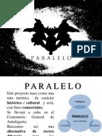 Presentación Paralelo, ruta turística FINAL.
