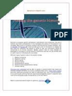 Genetics in Healthcare