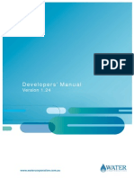 Developers Manual