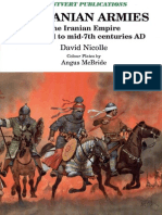 Montvert - Sassanian Armies - The Iranian Empire Early 3rd to Mid-7th Centuries AD