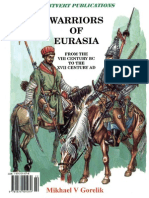 Montvert - Warriors of Eurasia - From the VIII Century BC to the XVII Century AD