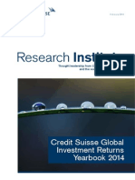 Global Investment Returns Yearbook 2014