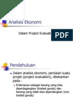 Economic Analysis WTP and SCF