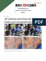 Boletín de Diario de Cuba | Del 7 al 13 de febrero de 2014.