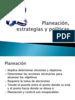 Planeacion y Toma de Decisiones