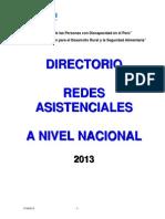 DIRECTORIO Redes Provincias